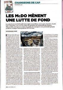 NVO_Les McDO Mènent Une Lutte De Fond