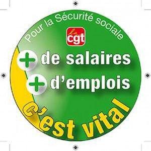 Pour la Sécu Salaires Emploi C'est Vital_18 cm