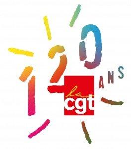 Logo_120 Ans La CGT