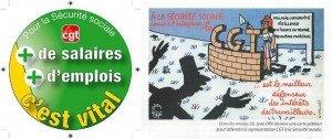 1945-2015_70 ANS SECURITE SOCIALE et BADGE_IHS-CGT