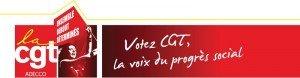 La CGT Adecco_Votez CGT